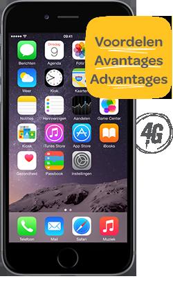 iphone 6 prijs telenet